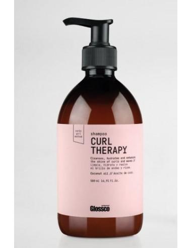 Glossco Curl Therapy Shampoo 500ml