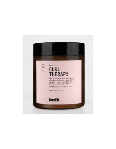 Glossco Curl Therapy Mascarilla 500ml